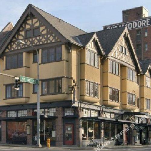 College Inn – European Style Hotel