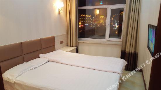 滿洲里廣達旅館