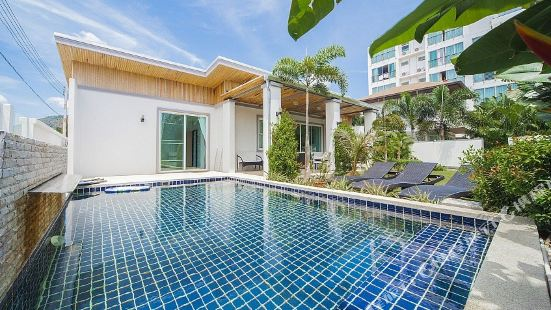 Villa Karon with Sea View Phuket
