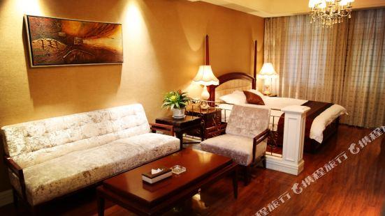 南昌第一街區凱鉑時尚酒店公寓