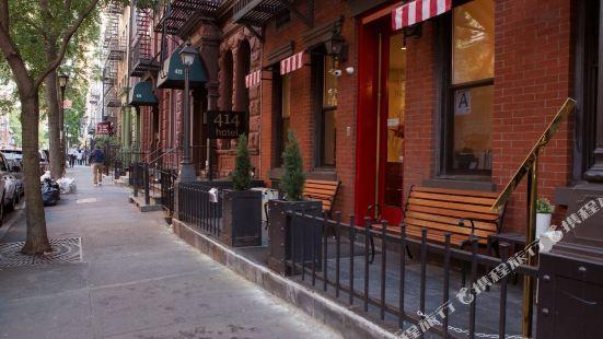 414 Hotel New York