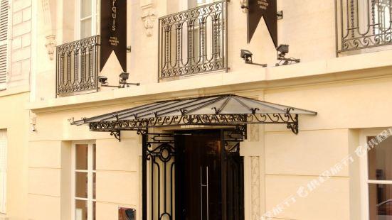 巴黎馬爾奇埃菲爾酒店