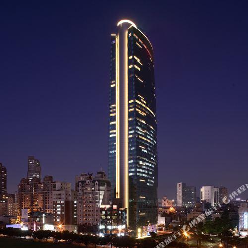 台中亞致大飯店