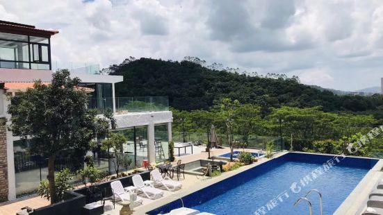Longmen scene luxury villas