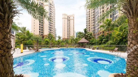 New City Resort Apartment Mission Hill Haikou(Upper East District New City Mission Hills Haikou)
