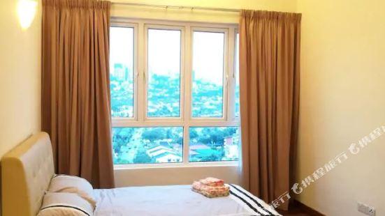 吉隆坡德卡薩孟沙套房公寓