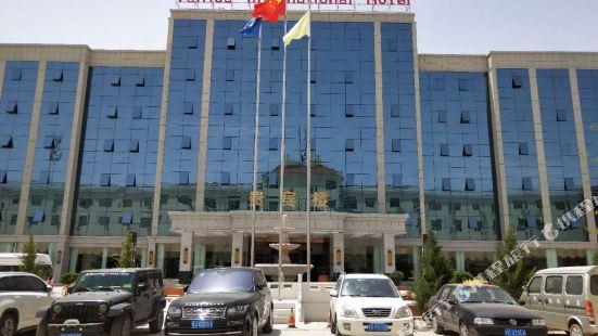 타이화 인터내셔널 호텔 - 란저우 중촨공항지점
