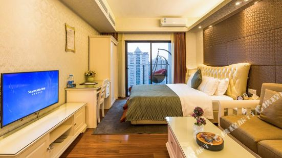 Oushuge International Apartment (Guangzhou Fangyuan Yuexiu Shiguang)