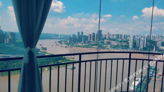 River View Liangjiang Xiaoyu'er Youth Hostel (Hongyadong)
