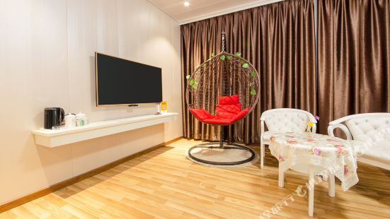 Jinju boutique hotel apartment (university town)