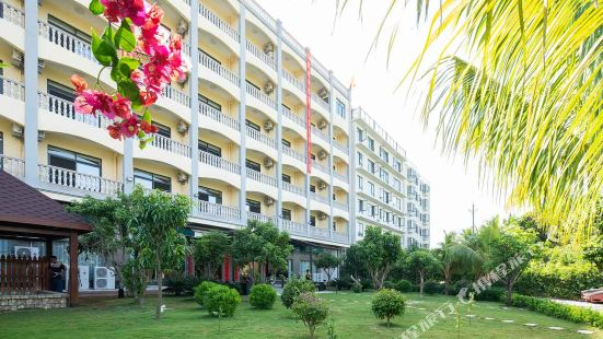 Lingshui shengshishuiwan health care Hotel