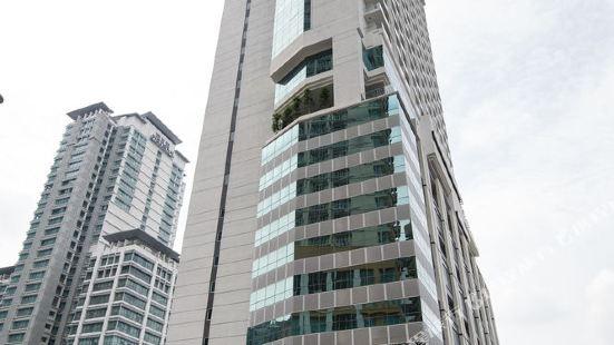 吉隆坡武吉免登W公寓
