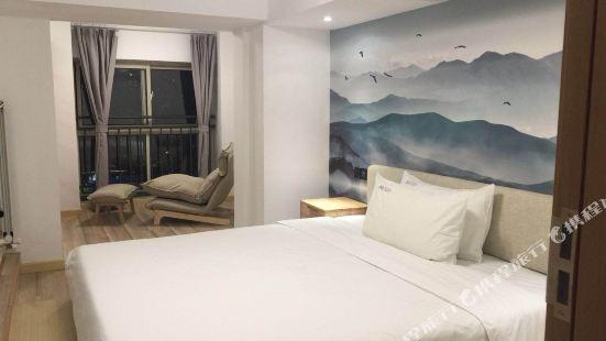 武漢光谷天地天鵝戀25套温馨複式套房公寓(關山大道分店)