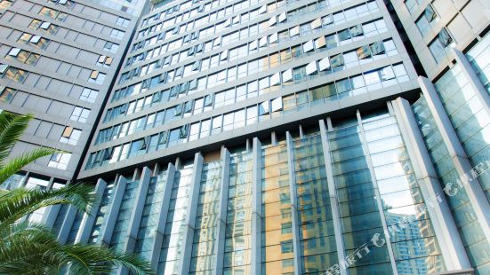 長沙棲江月國際公寓