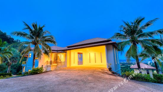 Treasure Park Seaview Pool Villa by Rents In Phuket