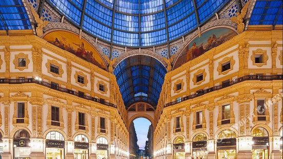 Hotel Galleria Vik Milan