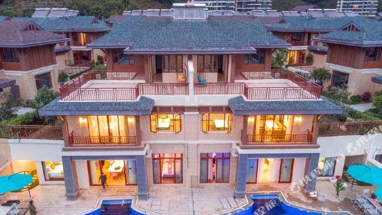 Huizhou Longmen Nankun Mountain Daguan Shengyou Resort Villa