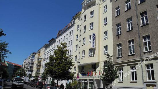 Hotel B!Rgit Berlin Mitte