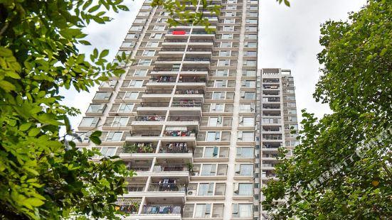 Yumi Apartment (Guangzhou Zhuguang Gaopai)