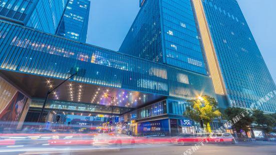 古奈特公寓(杭州慶春廣場地鐵站店)