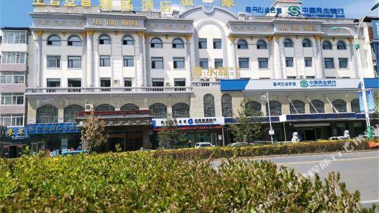 敦化金豪精品酒店