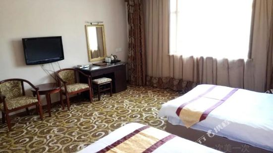 阿爾山京陽春酒店