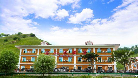 隴縣關山旅遊度假村