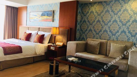優米家酒店式公寓(呼和浩特豐泰金翡麗店)