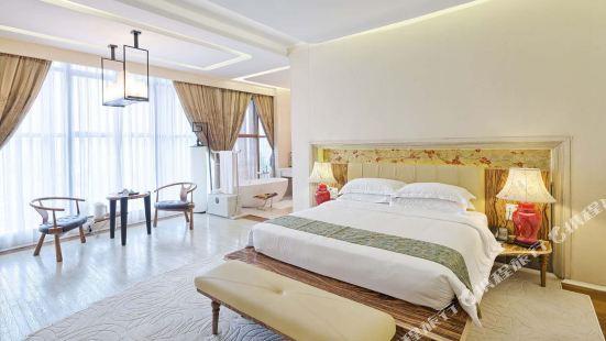 Hongxiyuan Apartment Hotel (Dalian Wanda Plaza)
