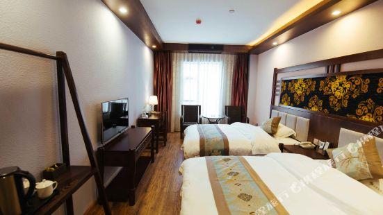 Q+ Guixiangge Hotel (Guilin Xiangbishan Park)