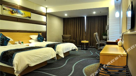 Thank You Intercity Hotel (Junan Leshang Mansion)