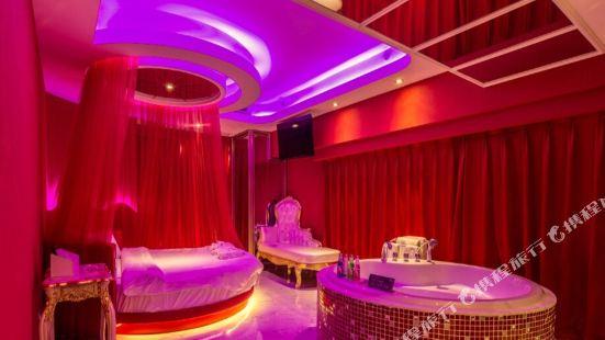 Love Of Swan Couple Theme Hotel (Chongqing Longhu Sihdai Tianjie)