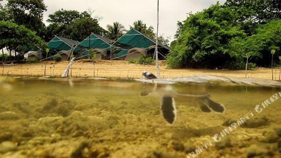 利巴然島瓦萊海龜度假酒店
