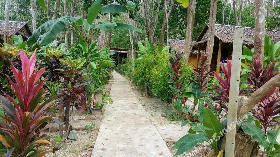 蘭達邁玖簡易別墅山林小屋
