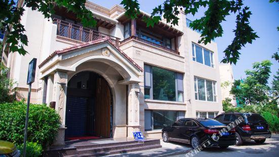 Qingdao 57 degree grey sea view villa resort