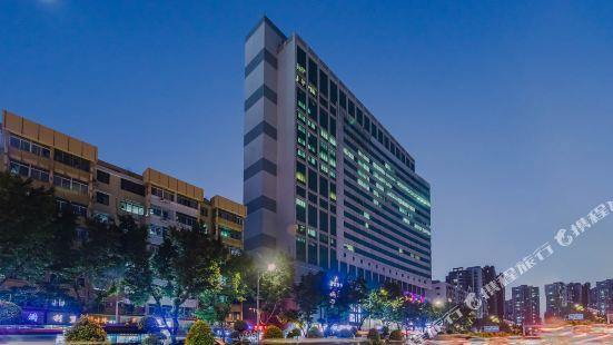 Borrman Hotel (Canton Tower, Sun Yat-sen University Metro Station, Pazhou Exhibition Center)