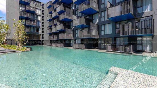 Augustine apartment