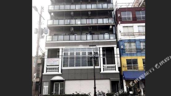 Namba Shinsaibashi Ruyi apartment R66