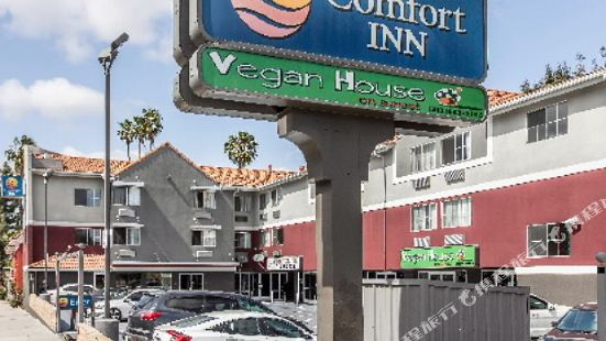 Comfort Inn Los Angeles Near Hollywood