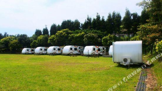 Wonang Caravan House Jeju