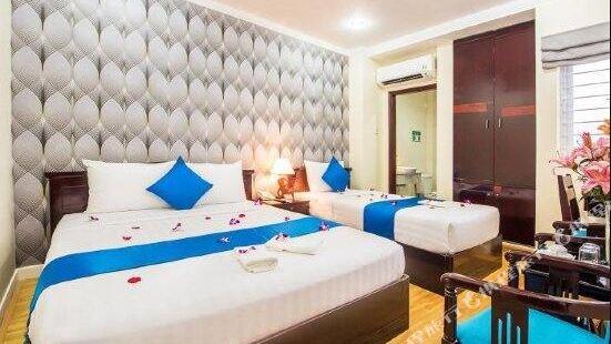 Blessing Central Hotel Saigon Ho Chi Minh City