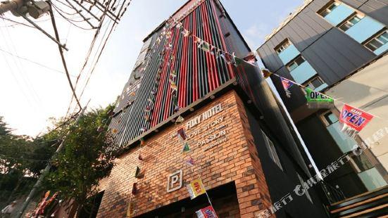 Foxy Hotel Busan
