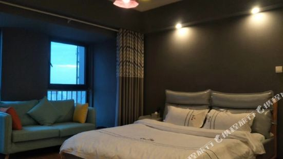 銀川憶江南公寓酒店
