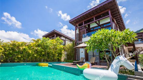 Yulin Manbu Holiday Villa (Sanya Yalongwan Gongzhujun)