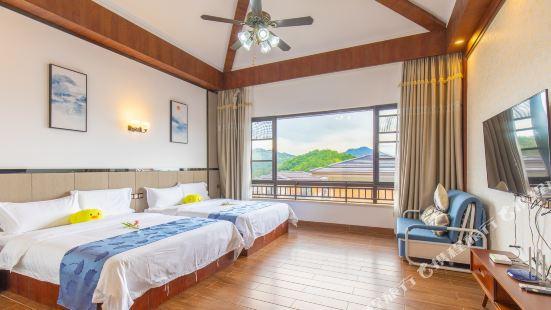 Sanpinxuan Hot Spring Holiday Villa