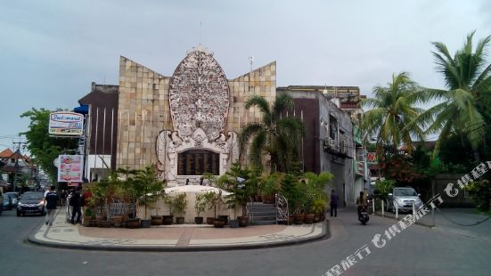 Dewa Bharata Bungalows Legian Bali
