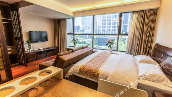 Jiamei World City Apartment Hotel (Beijing The Place)