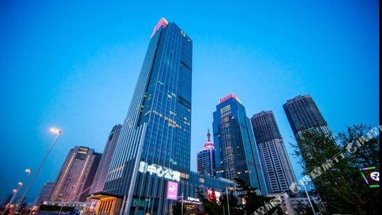 Hongru Yaju Boutique Apartment (Qingdao Mixc)