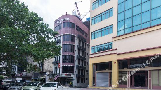 冼都梅納拉商務中心OYO酒店