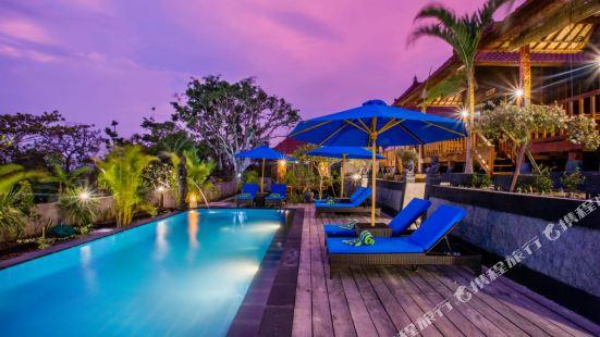 Tatak Bunut Villa, Nusa Ceningan Bali